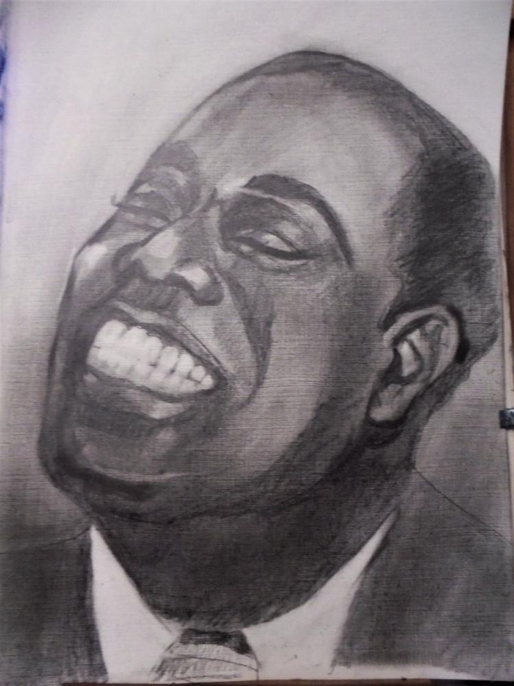 Duke Ellington by ferrokaro